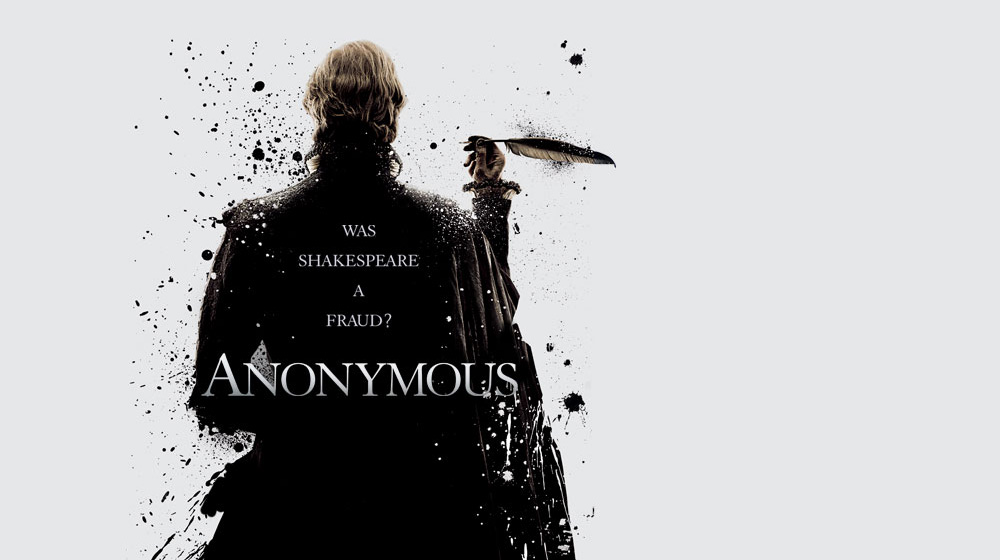 Anonymous: a fraud indeed