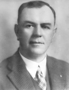 Commissioner of New South Wales Police, William John MacKay 1935–1948