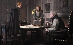 Oxford, Essex and Southanpton plotting to overthrow the Cecils