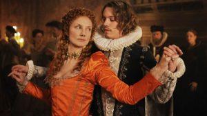 Oxford and Elizabeth I dancing