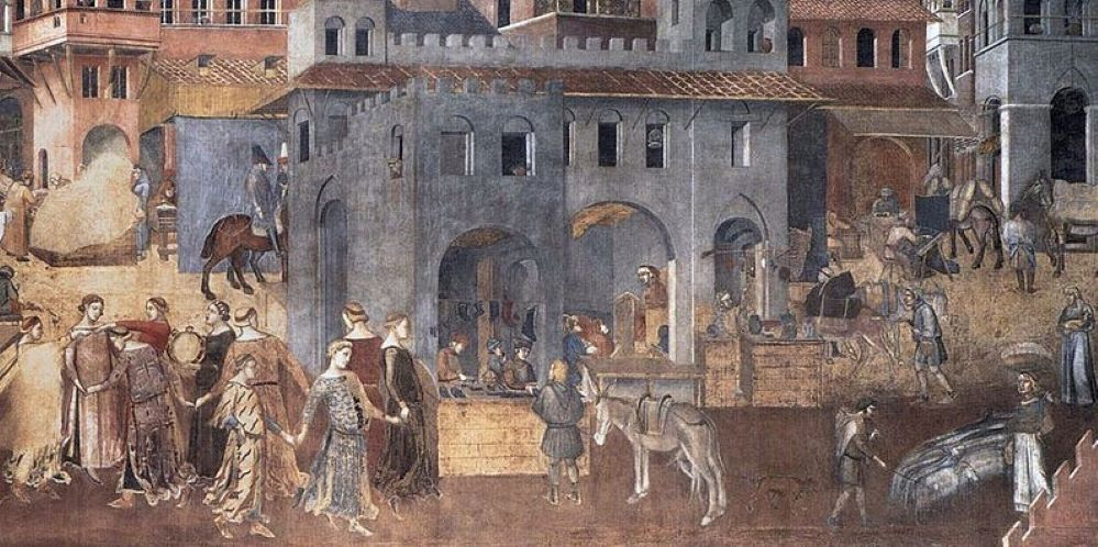 Northern Italy in the Middle Ages