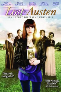 Poster for Lost in Austen