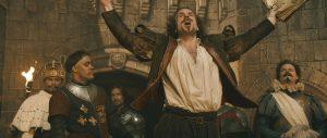 Shakespeare claims authorship of Henry V