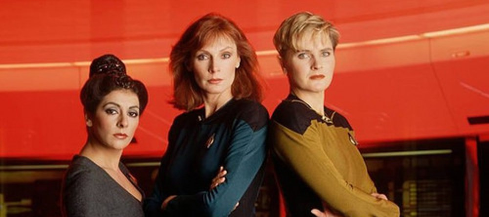 Move over Angel One: a New Star Trek TNG episode