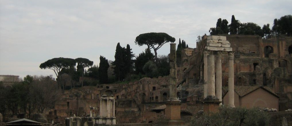 A Boy's Own Decline and Fall: two views of the late Roman Empire