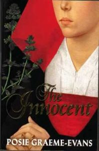 Cover image of The Innocent by Posie Graeme-Evans