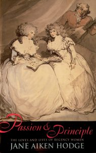 Cover image for Passion and Principle