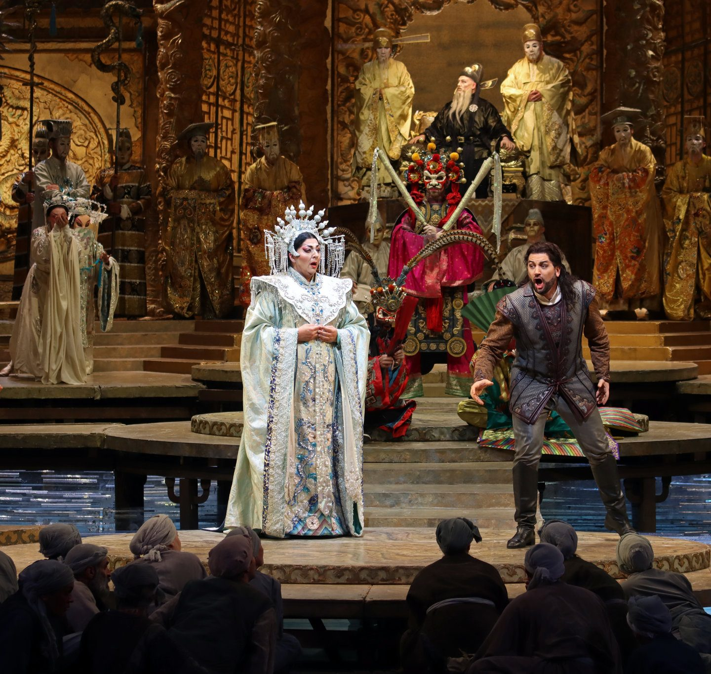 A Day at the Opera: re-imagining Puccini's 'Turandot'