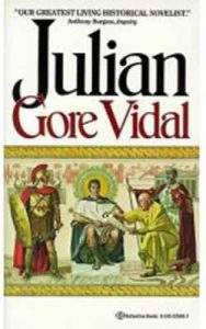 Cover image of Julian by Gore Vidal