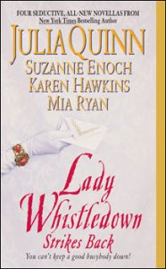 Cover image for Lady Whistledown Strikes Back
