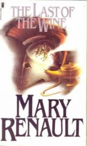 Cover image of The Last of the Wine by Mary Renault