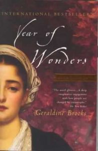 Cover image of Year of Wonders by Geraldine Brooks